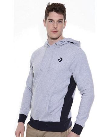 Men'sConverse Hoodie - Grey