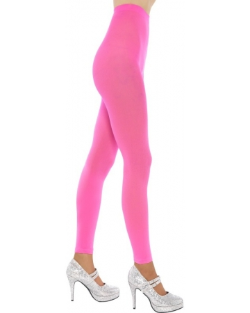 Neon Pink Tights