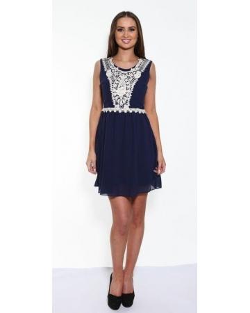 AngelEye Sleeveless Dress
