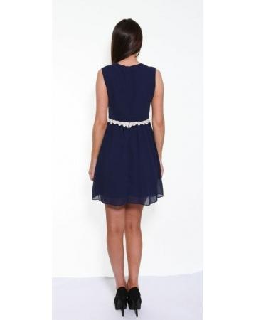 Angeleye Crochet Dress