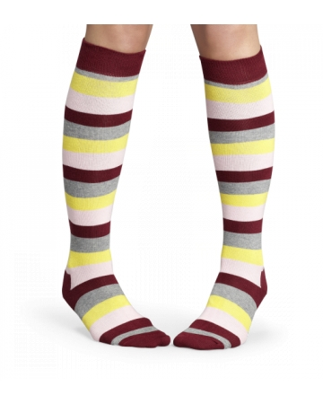 Knee High Happy Socks