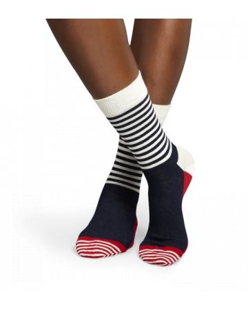 Striped Happy Socks