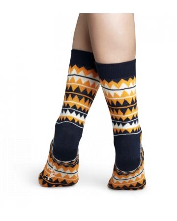 Zig Zag Happy Socks